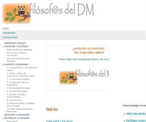 Filósof@s del DM