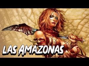 Las Amazonas: las mujeres guerreras de la mitología griega