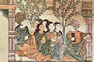 El origen de la música árabe (Educaixa)