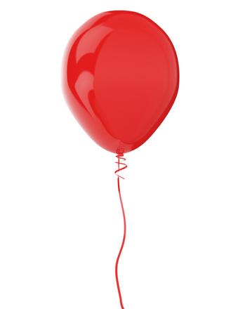 Baking Soda and Vinegar Balloon