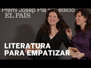 Ana Merino ganadora del Premio Nadal 2020: leer libros enseña a escuchar y a reflexionar