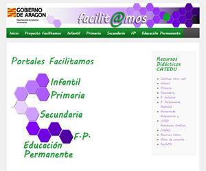 Catedu.es: Recopilación de recursos educativos