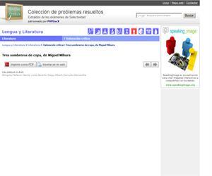 Tres sombreros de copa, de Miguel Mihura. (Selectividad.tv)