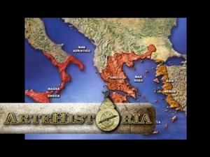 Descripción de la Grecia antigua (Artehistoria)