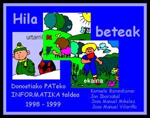 Hilabeteak. Los meses de año en euskera