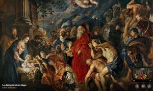 La navidad en el Museo del Prado (Recorridos del Museo del Prado)