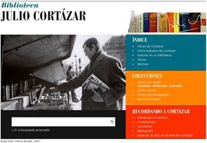 Biblioteca Julio Cortázar