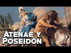 Atenea y Poseidón: la disputa por Atenas