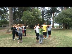 Die Woaf, danza deAustria -Escuela Oficial de Tiempo Libre, Santander 2011-