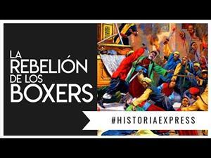 La rebelión de los boxers