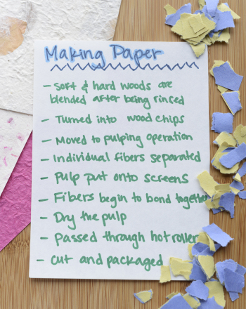 Paper Making: The Next Level