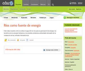 Ríos energéticos