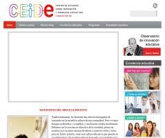 Manifiesto del orgullo docente | CEIDE-FSM