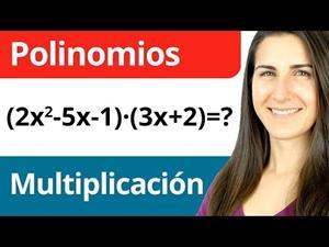 Multiplicación de Polinomios - Operaciones con Polinomios #2