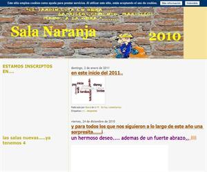 Sala Naranja (Blog Educativo de Educación Infantil)