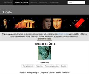 Heráclito de Éfeso: Vida, Obras, Fragmentos, Anécdotas y Ejercicios