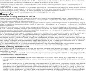 Prácticas electorales en Buenos Aires entre 1852 y 1880