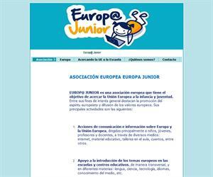Europ@ Junior, Europa para niños
