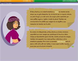 El lince ibérico. Recurso educativo para Lengua y Literatura