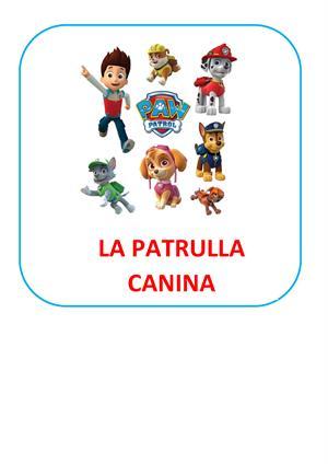 """Proyecto """"La patrulla canina"""""""