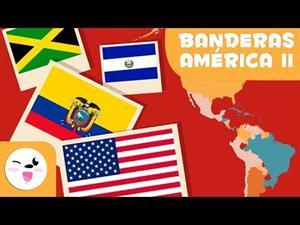 Las banderas de América II