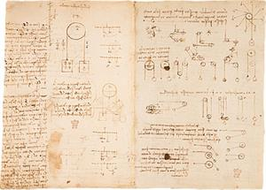 Leonardo Notebook: Introduction (British Library)
