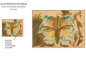 El Corazón de Frida: cartas y dibujos secretos de Frida Kahlo