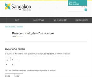 Divisors i múltiples d'un nombre