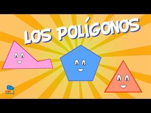 Objetos y formas geométricas. Los polígonos. Clasificación. Editorial Anaya
