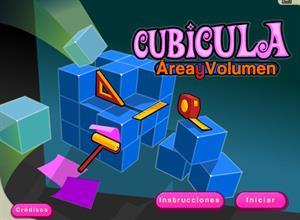 Cubícula (Área y volumen)