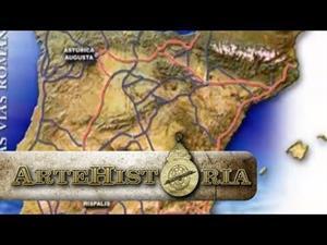 Las vías romanas en Hispania