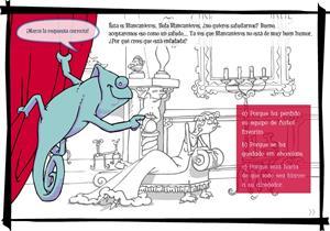"""Blancanieves multicolor, un cuento interactivo """"al revés"""""""