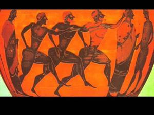 Olimpia y los Juegos Olímpicos. Artecreha
