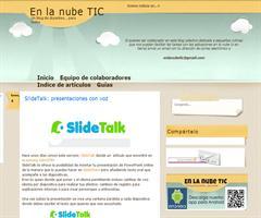 """SlideTalk: para dar """"voz"""" a las presentaciones"""
