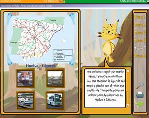 Medios de transporte II. 3º ciclo de Primaria