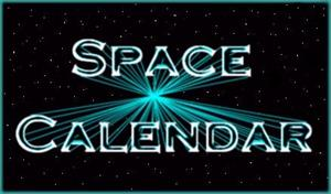 Space Calendar (JPL), el calendario espacial de la NASA