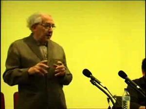Gustavo Bueno: El papel de la filosofía en el conjunto del hacer (2008)