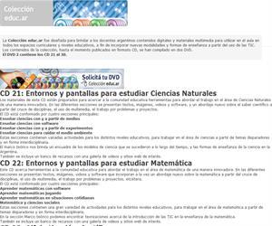DVD 2 - Colección educ.ar