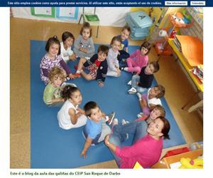 Pitas, pitas (Blog Educativo de Educación Infantil)