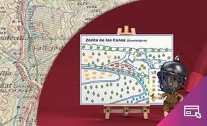 Símbolos cartográficos.