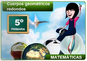 Cuerpos geométricos redondos (Cuadernia)