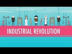 Carbón, vapor e a Revolución Industrial