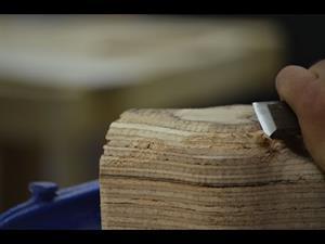 Proceso de construcción de Clavileño, el caballo de madera de El Quijote