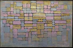 El universo hacia la geometría. La aventura cubista de Mondrian