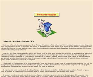 Formas de estudiar: El método LSER