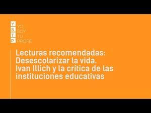 Lecturas recomendadas: Desescolarizar la vida (Reseña) #YSTP