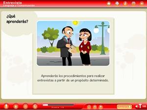 Objeto Digital de Aprendizaje. Entrevista (Educarchile)