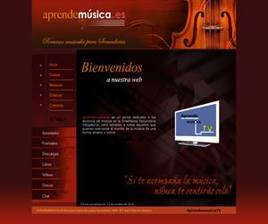 ¿Quieres aprender música?