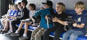 ¿Cuánto tiempo deben jugar los niños con los videojuegos? (Instituto de Salud Global de Barcelona- ISGlobal)