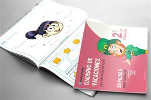 8 cuadernos de vacaciones para imprimir de Infantil y Primaria (Mundo Primaria)